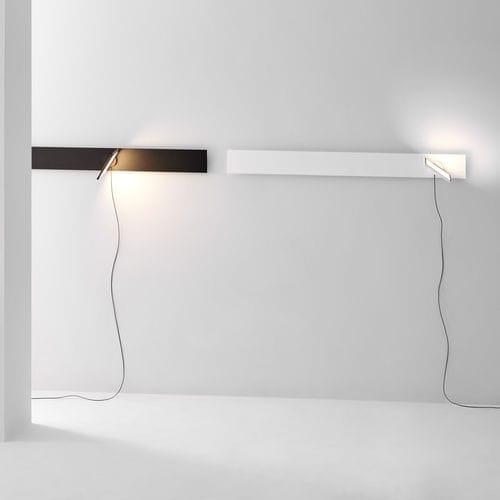 コンテンポラリー壁面ライト / アルミ製 / スチール製 / LED