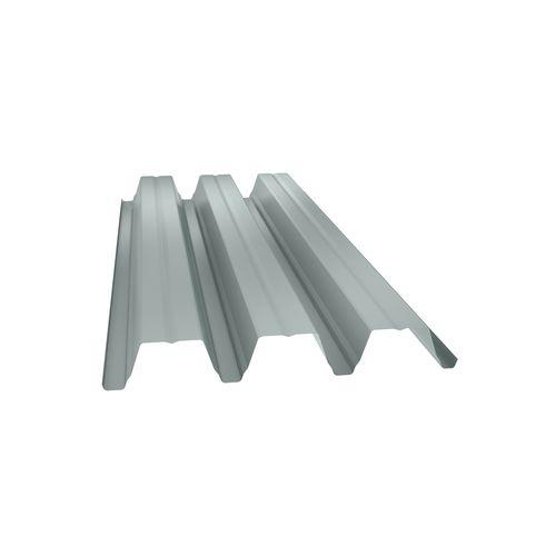 リブシ-トメタル / 電気めっき亜鉛鋼板 / 屋根用 / 自立型