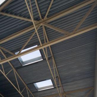 リブシ-トメタル / 電気めっき亜鉛鋼板 / 屋根用