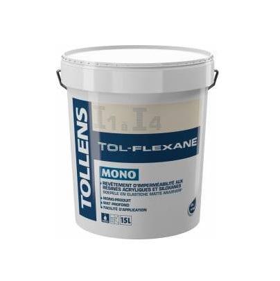 防水加工塗料 / 建物の正面用 / 壁用 / アクリル