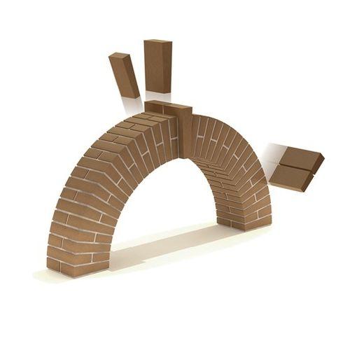 フル煉瓦 / 特殊 / 建物の正面用 / 壁取り付け式