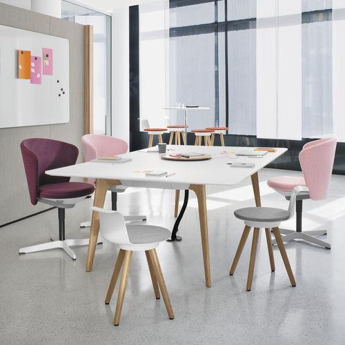 コンテンポラリー会議用テーブル