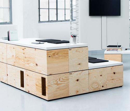 木製収納箱