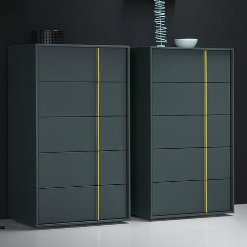 コンテンポラリーシフォニエ / 漆木材 / トネリコ材 / 緑
