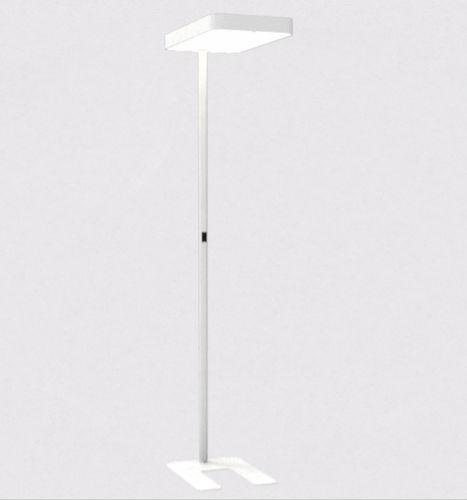 フロアスタンド型ライト / コンテンポラリー / PMMA / アルミ製