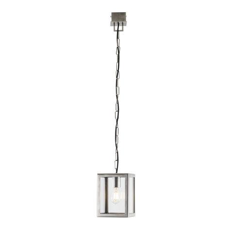 吊り下げライト / コンテンポラリー / ステンレススチール製 / ガラス製