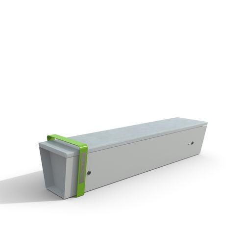 接続ベンチ / 公共 / コンテンポラリー / 木製