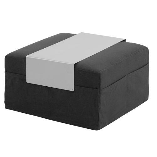 コンテンポラリープーフ / 布製 / 四角形 / モジュール式