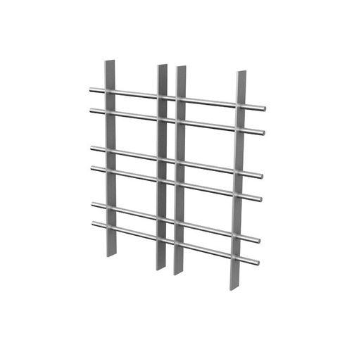 外壁カバー用ワイヤーメッシュ / アルミ製 / スクエアメッシュ