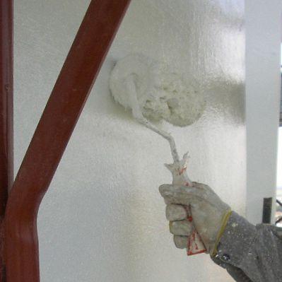 防水加工塗料 / 壁用 / コンクリート / アクリル