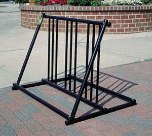 スチール製自転車ラック / 公共スペース用
