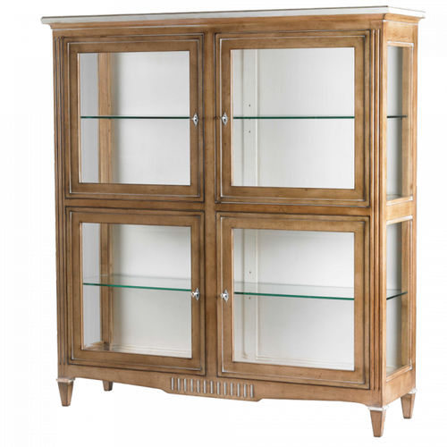 ディレクトワール様式展示ケース / ガラス製 / 木製