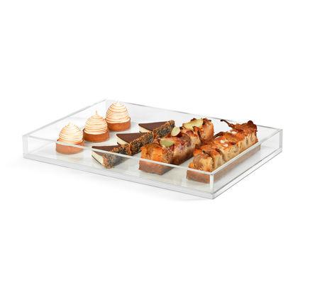 カウンタートップ展示用ラック / パン用 / 木製 / パン屋用
