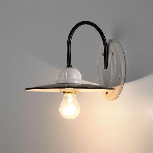 伝統的壁面ライト / 鋼板 / セラミック / ハロゲン