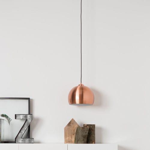 吊り下げライト / コンテンポラリー / 真ちゅう製 / 銅製