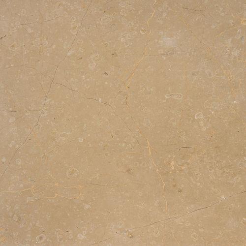 大理石製板石 / 床用 / 壁取り付け式 / ベージュ