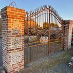 スイング式ゲート