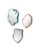 壁掛け鏡 / 寝室用 / リビング用 / オリジナルデザイン