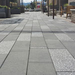 コンクリート製敷石