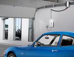車庫用ドア自動装置