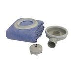 補強材防水システム / シャワー用 / PVC