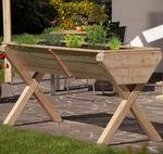 ラーチ製ガーデンプランター / 家庭用 / ガーデン用