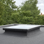 固定屋根用窓 / PVC / 複層ガラス / 断熱