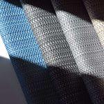 室内装飾布 / 縞模様 / 屋外用