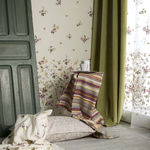 室内装飾布 / カーテン用 / 壁 / 無地
