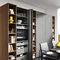 コンテンポラリーキッチン用戸棚 / 漆木材