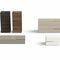 コンテンポラリーチェスト / 漆木材 / モジュール式 / ホテルの部屋用
