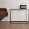 コンテンポラリーサイドボードテーブル / オーク材 / 被覆鋼粉 / 長方形