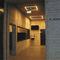 高性能コンクリート製ウォールクラッディング / 屋内 / 3D / 木材風