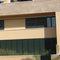 折たたみ式シャッタ- / 押し出しアルミニウム製 / 窓用 / ファサード用
