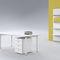 モジュール式本棚 / 壁取り付け式 / コンテンポラリー / 業務用