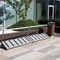亜鉛めっき鋼製自転車ラック / 公共スペース用