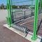 スチール製自転車ラック / 亜鉛めっき鋼製 / ステンレススチール製 / 公共スペース用