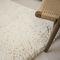 コンテンポラリー絨毯 / 無地 / ウール / コットン製