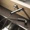 壁掛け式シングル混合栓 / 埋め込み式 / ステンレススチール製 / キッチン