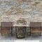 珪岩ウォールクラッディング / 屋内 / 外側 / 装飾