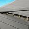 木材・プラスチック複合材デッキ床材板 / ハイドロフォン / 100% リサイクル可能