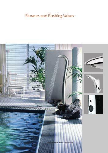 Taps / vales / showers AQUA