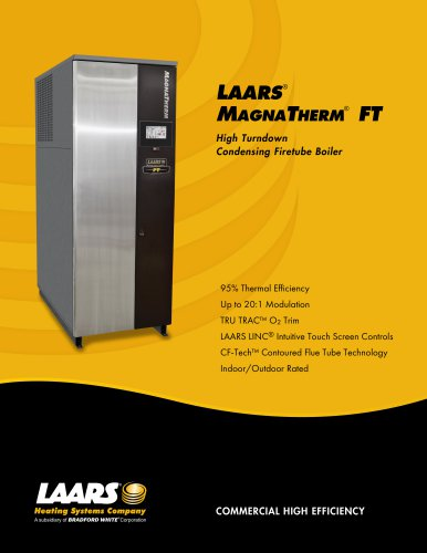LAARS® MagnaTherm®  FT