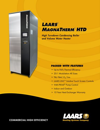 LAARS® MagnaTherm® HTD