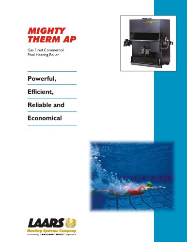 Mighty Therm Commercial Pool Heater