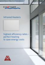 Infrared brochure Eucotherm - 1