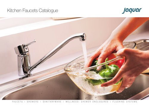 Kitchen Faucets Catalogue