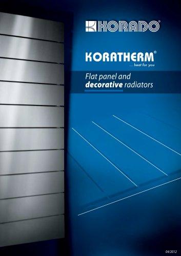 Catalogue KORATHERM®