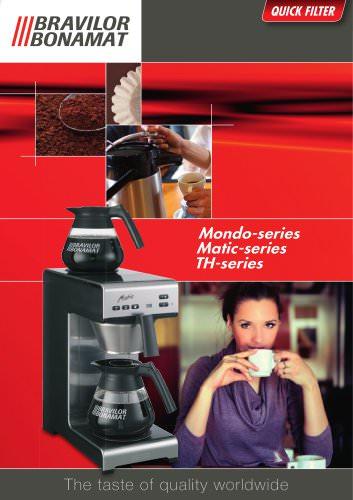 Mondo-series Matic-series TH-series