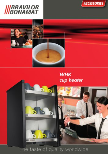 WHK cup heater
